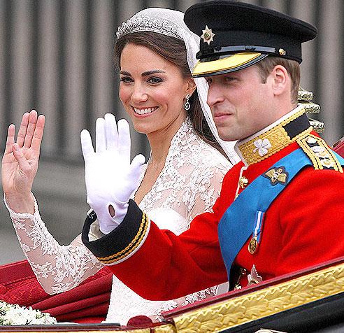 Королевская свадьба принц уильям и