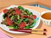 Тайский салат с мясом