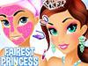 Макияж принцессы