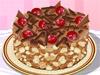 Шоколадный торт Сары