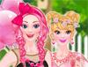 Барби: Розовая одежда