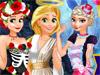 Принцессы: Хэллоуин