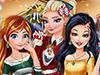 Принцессы в Рождест