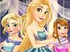 Принцессы снежинки