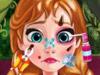 Анна ранена