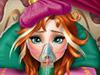 Анна заболела гриппом