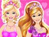 Барби принцессы