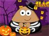 Pou в Хэллоуин