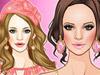 Розовый цвет: Макияж