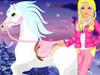 Барби ухаж. за пони