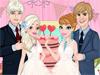 Свадьба Анны и Эльзы