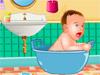 Детская ванная: Уборка