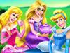 Принцессы на пикнике