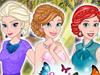 Весенние принцессы