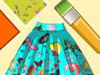 Дизайн моей юбки-миди