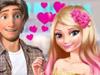 Эльза и Барби
