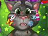 Кот Том: Травма
