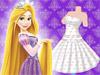 Рапунцель: Платье