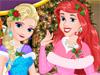 Принцессы Рождество