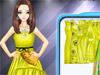 Салатовые платья