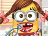 Миньон у дантиста