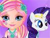 Барби: Уход за пони