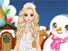Зимняя мода: Эльза