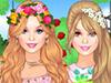 Цветочные наряды