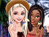 Эльза и Тиана: Летние