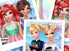 Принцессы подруги