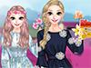 Платья с цветами