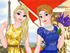 Анна и Эльза в Париже